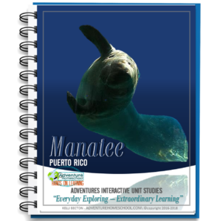 manatee interactive unit study