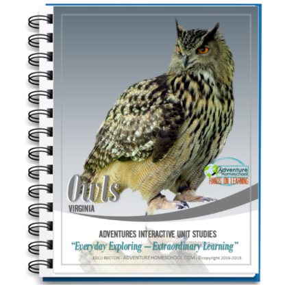 owl unit study cover trans